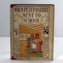 "In 1921, after Beatrix Potter retired from writing her famous children's books, Linda Almond was selected to take over the series. She wrote numerous Peter Rabbit Books. She wrote two other children's book series: ""Buddy Bear"" and ""Penny Hill."""