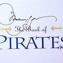 The world of pirates through the eyes of classical literary authors. Signed by author/illustrator Michael Hague.