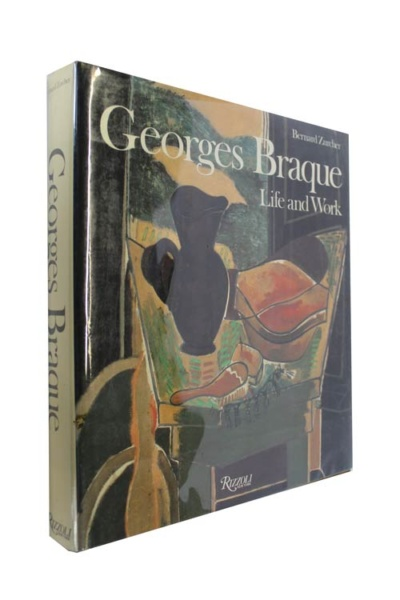 George Braque: Life and Works book image